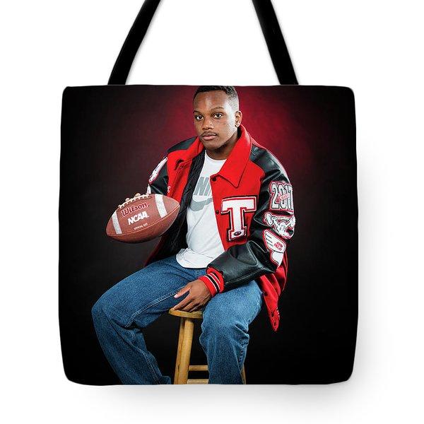 Cameron 014 Tote Bag by M K  Miller