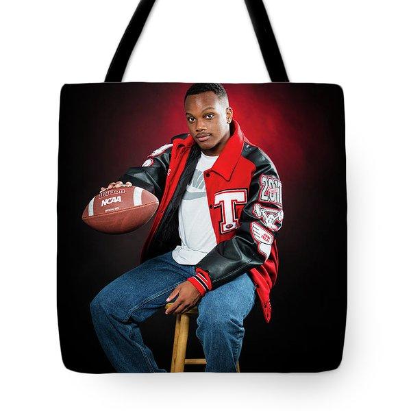 Cameron 015 Tote Bag by M K  Miller