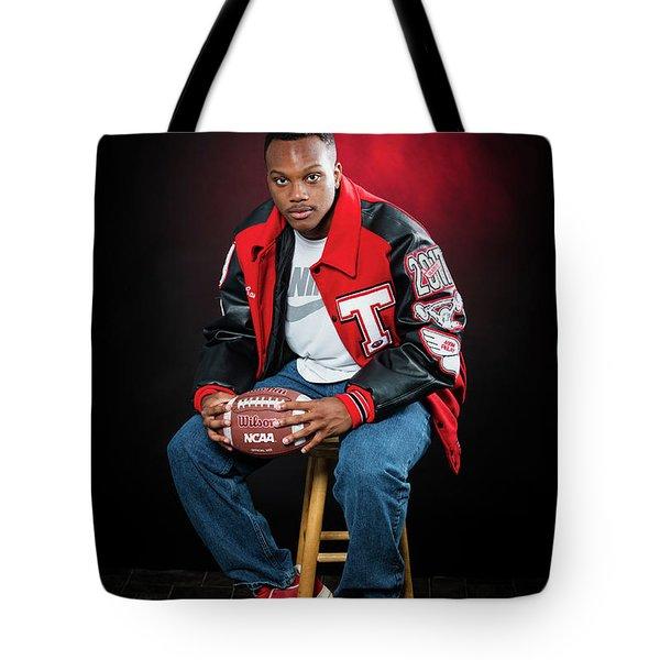 Cameron 017 Tote Bag by M K  Miller