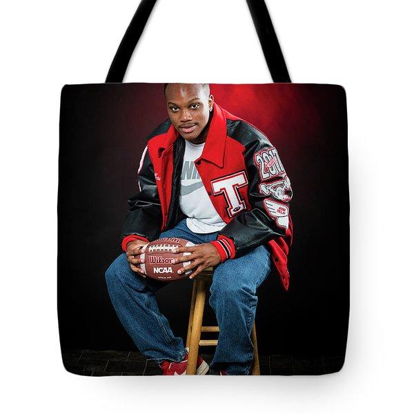 Cameron 018 Tote Bag by M K  Miller