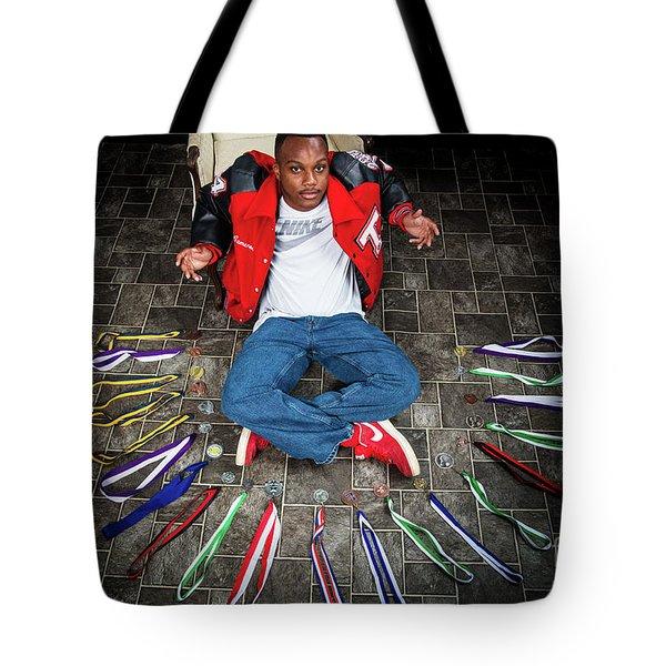 Cameron 019 Tote Bag by M K  Miller
