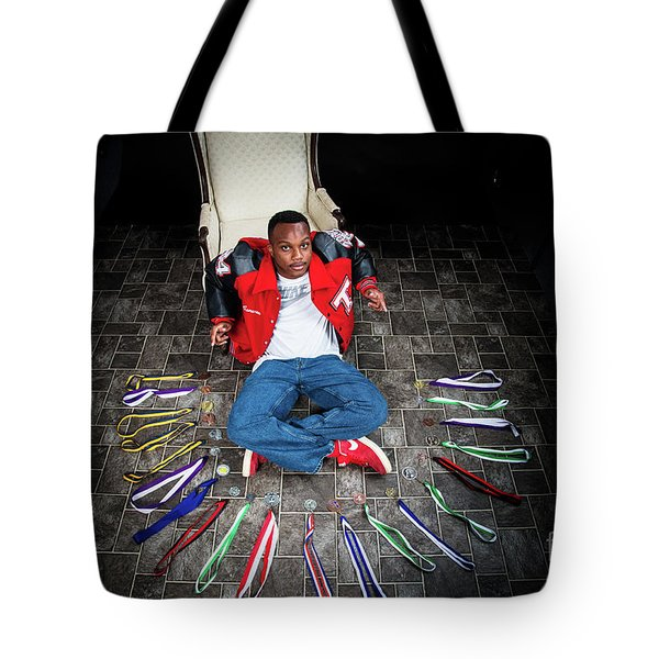 Cameron 020 Tote Bag by M K  Miller