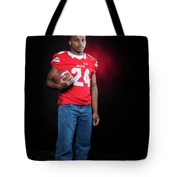 Cameron 025 Tote Bag by M K  Miller