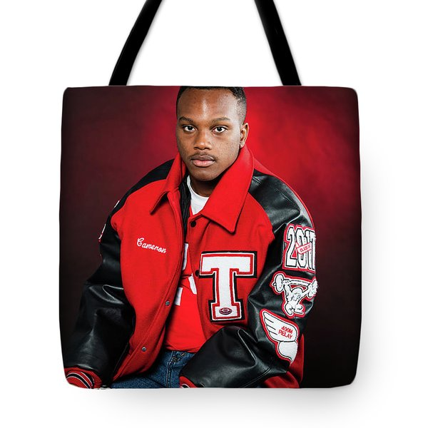 Cameron 030 Tote Bag by M K  Miller