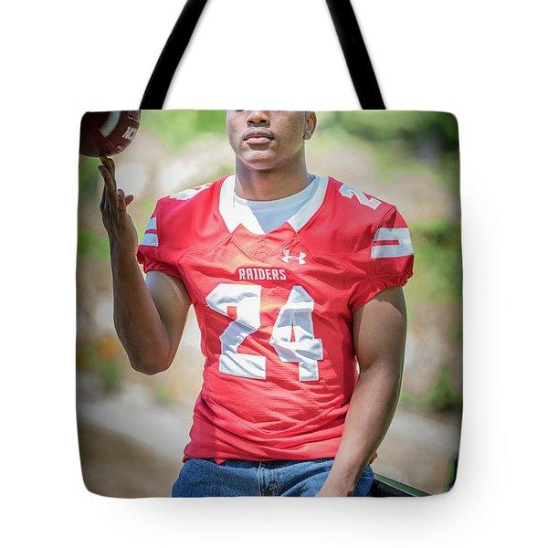 Cameron 038 Tote Bag by M K  Miller