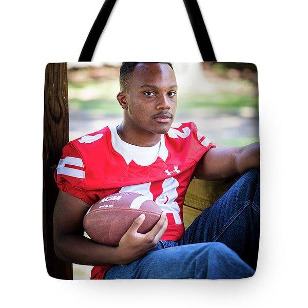 Cameron 045 Tote Bag by M K  Miller