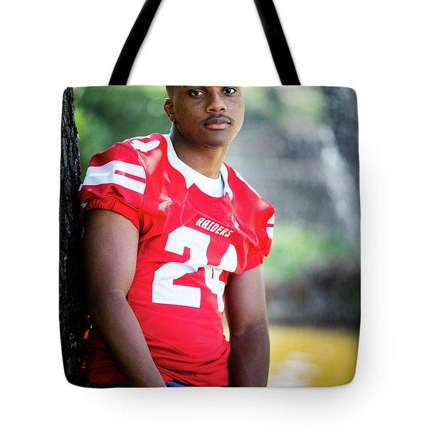 Cameron 051 Tote Bag by M K  Miller