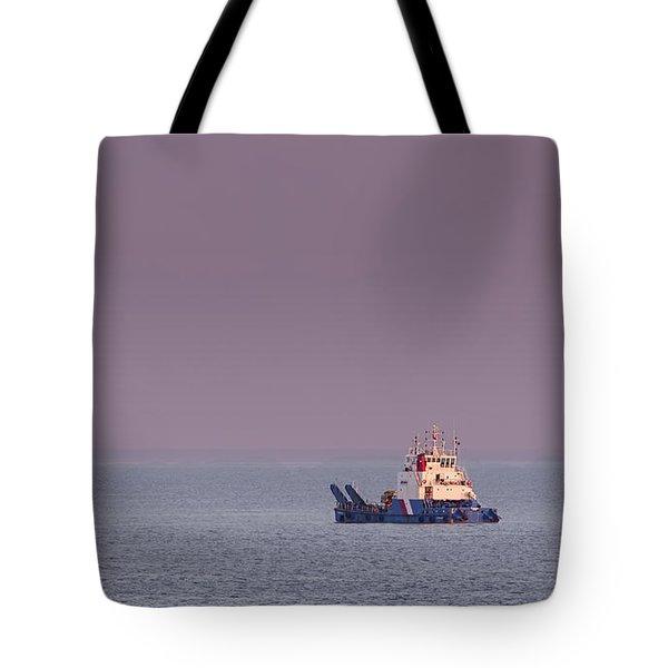 Cameron Tote Bag by David  Hollingworth