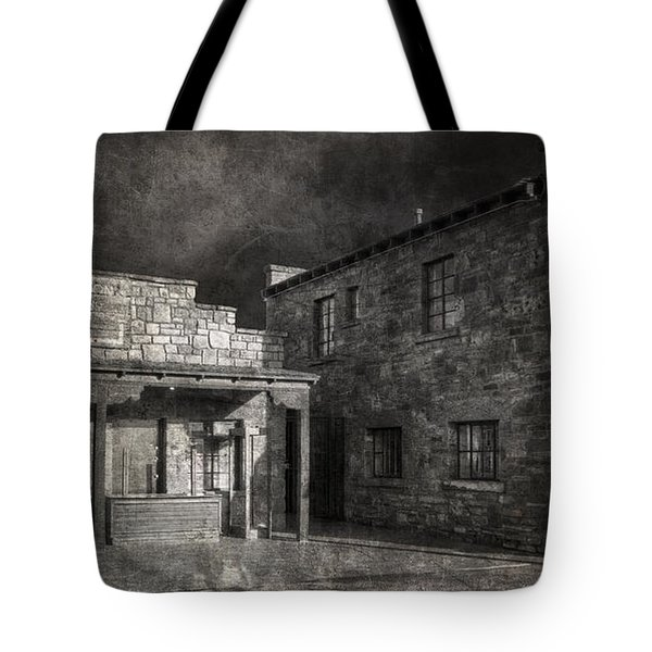 Cameron Trading Post Tote Bag