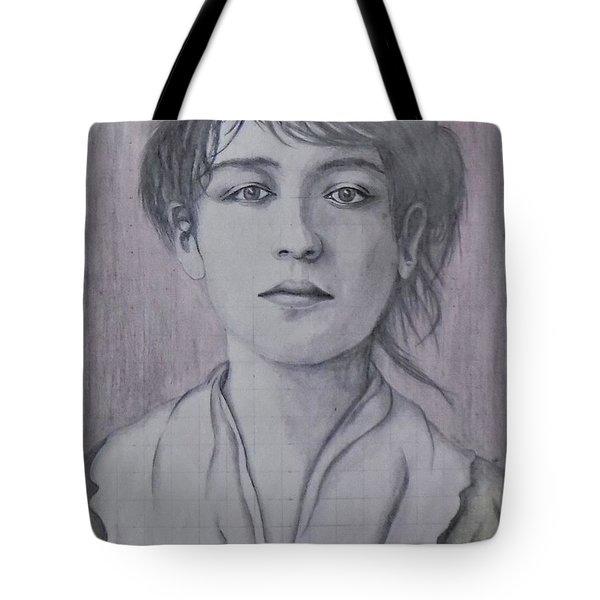 Camile Claudel Tote Bag