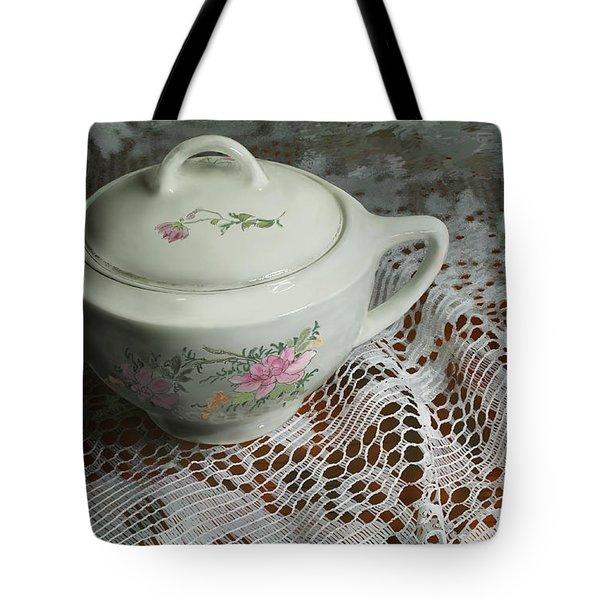 Camilla's Sugar Bowl II Tote Bag