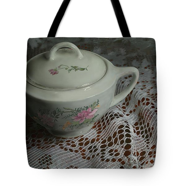 Camilla's Sugar Bowl Tote Bag