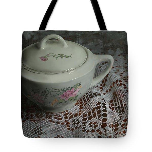 Camilla's Sugar Bowl Tote Bag