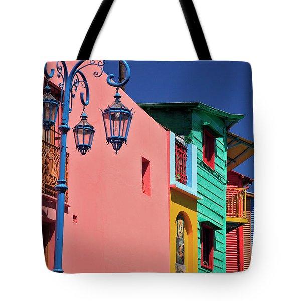 Caminito Tote Bag