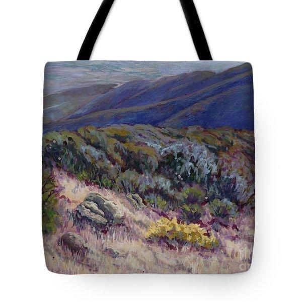 Camino Cielo View Tote Bag
