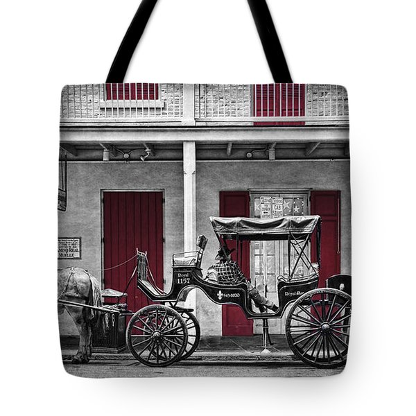 Camino Real Muelle Tote Bag