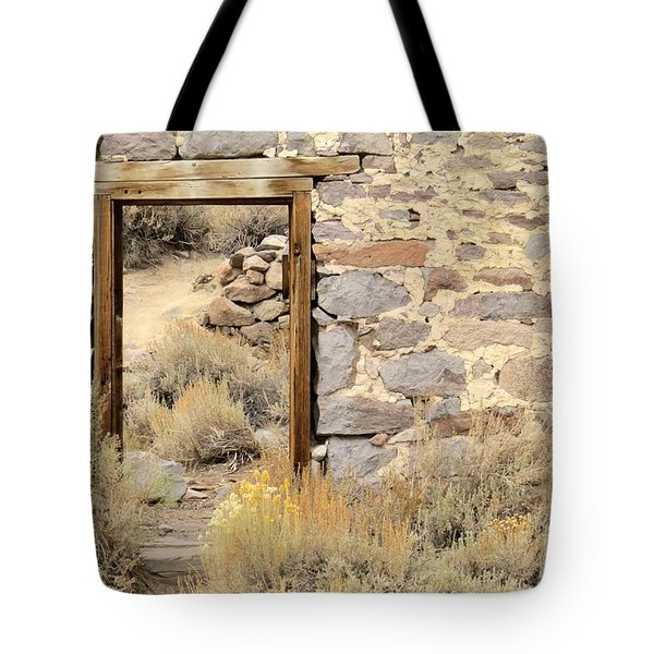 Doorway To Nowhere Tote Bag