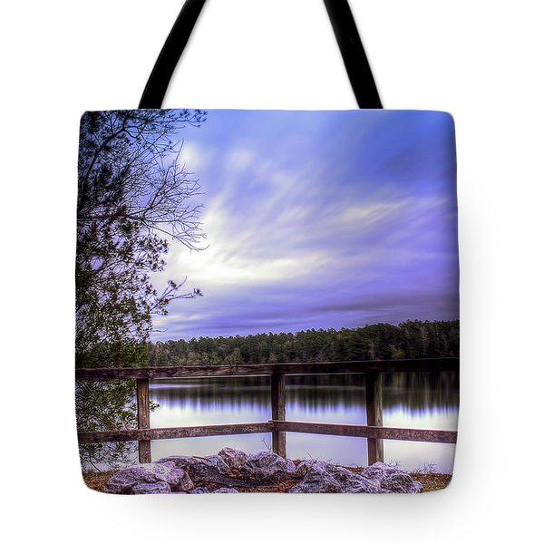 Camp Ground Tote Bag
