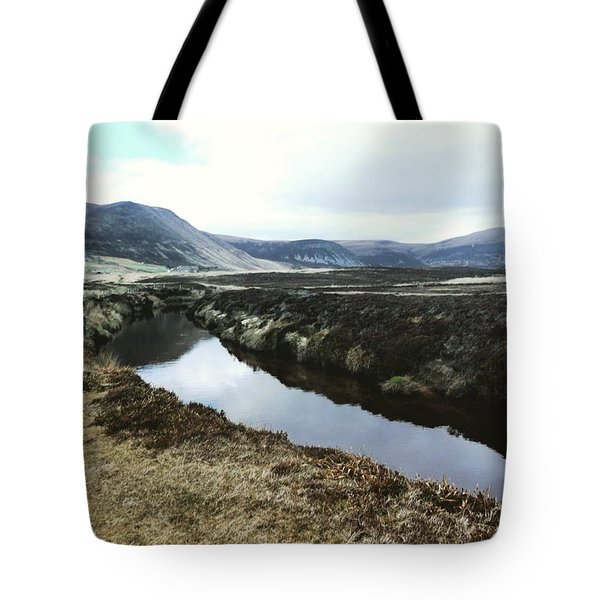 Hoy, Scotland Tote Bag