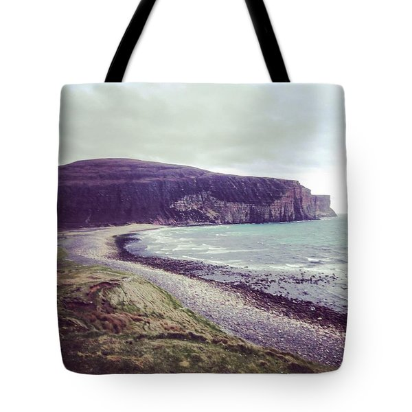Beach On Hoy, Scotland Tote Bag