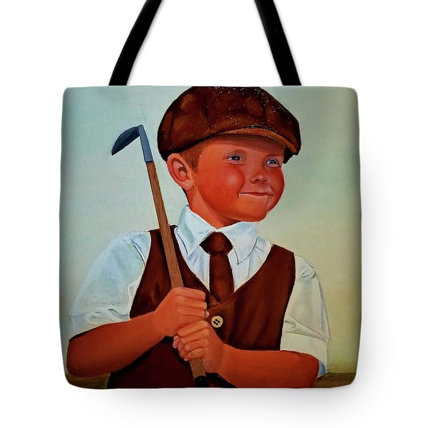 Can Not Wait To Turn Pro Tote Bag