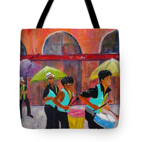 Can You Hear The Music? Tote Bag