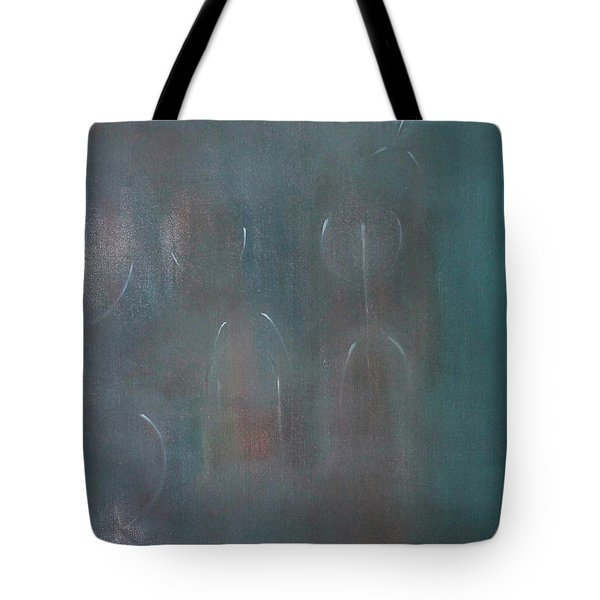 Can You Hear The News Of Tomorrow? Tote Bag by Min Zou