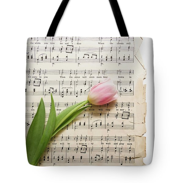 Tote Bag featuring the photograph Can You by Kim Hojnacki