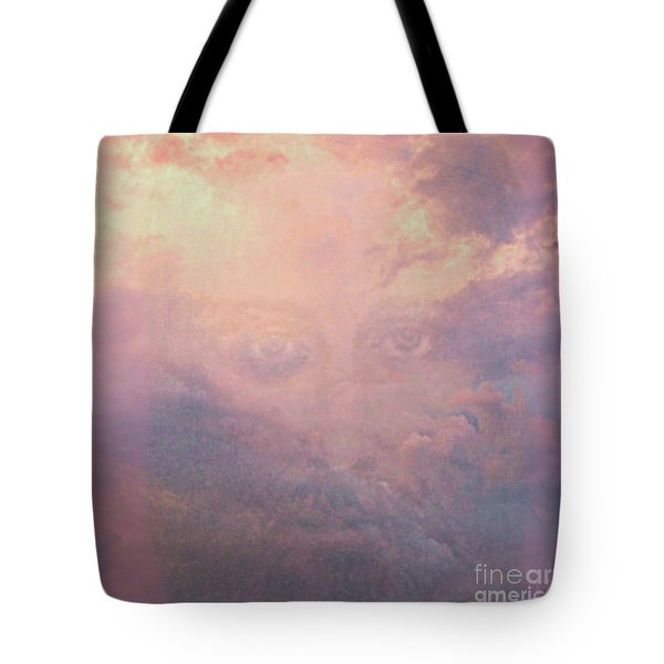 Can You See Him? Tote Bag