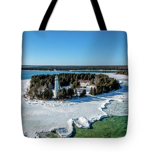 Cana Island Tote Bag