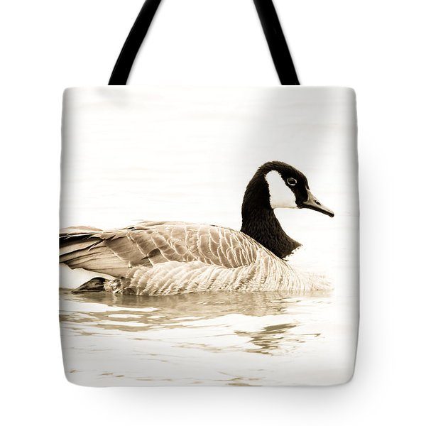 Canada Beauty Tote Bag by Anita Oakley
