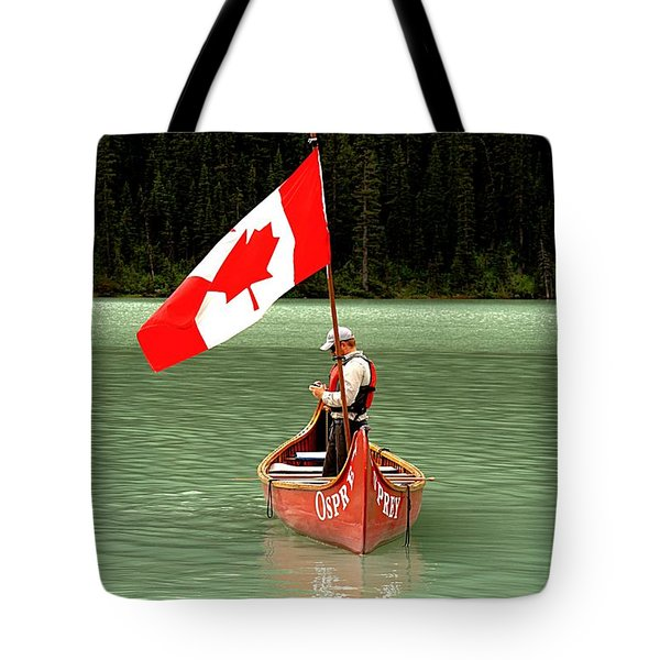 Canada Day... Tote Bag