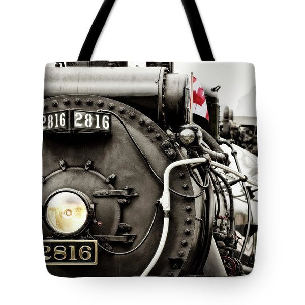 Canada Day Tote Bag by Brad Allen Fine Art