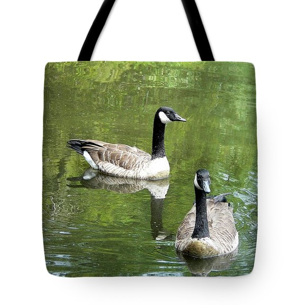 Canada Goose Duo Tote Bag by Al Powell Photography USA