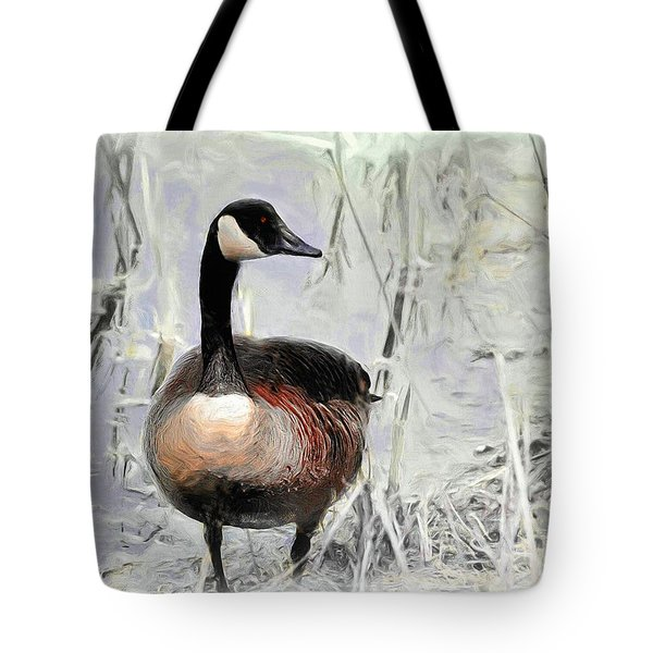 Canada Goose Tote Bag by Elaine Manley