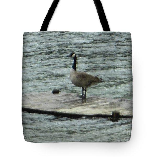 Canada Goose Lake Dock Tote Bag