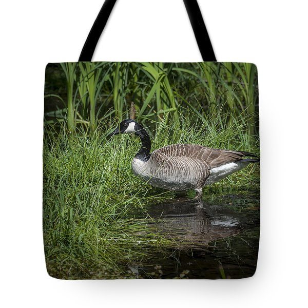 Canada Goose Tote Bag by Tyson and Kathy Smith