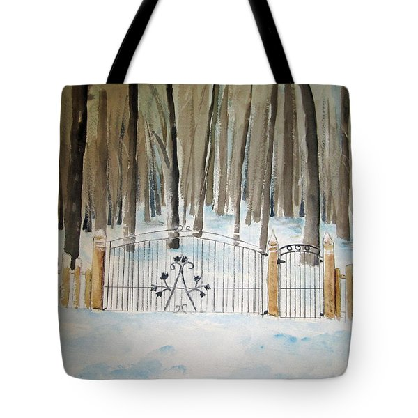Canada The Grove  Tote Bag