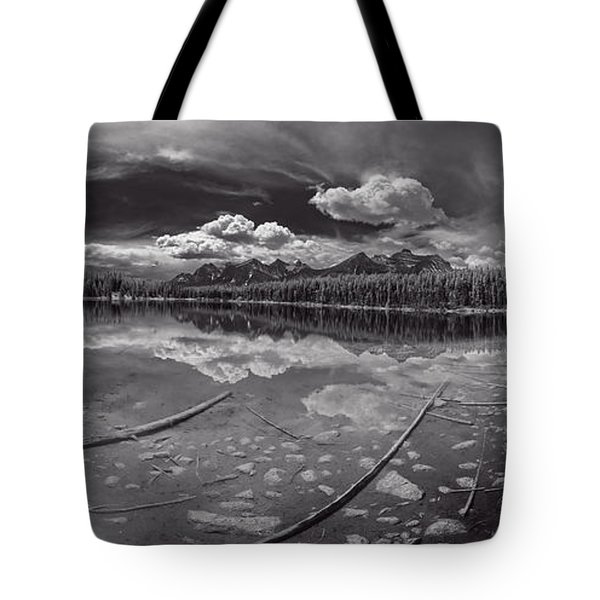 Canadian Beauty 1 Tote Bag by Thomas Born