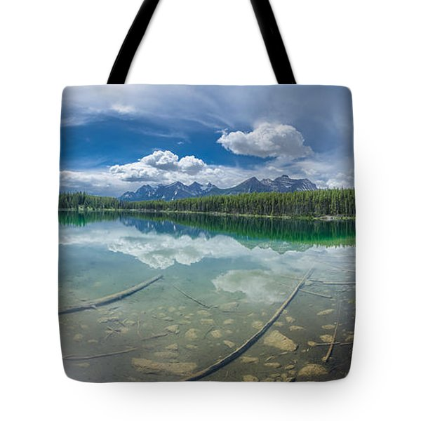 Canadian Beauty 2 Tote Bag by Thomas Born