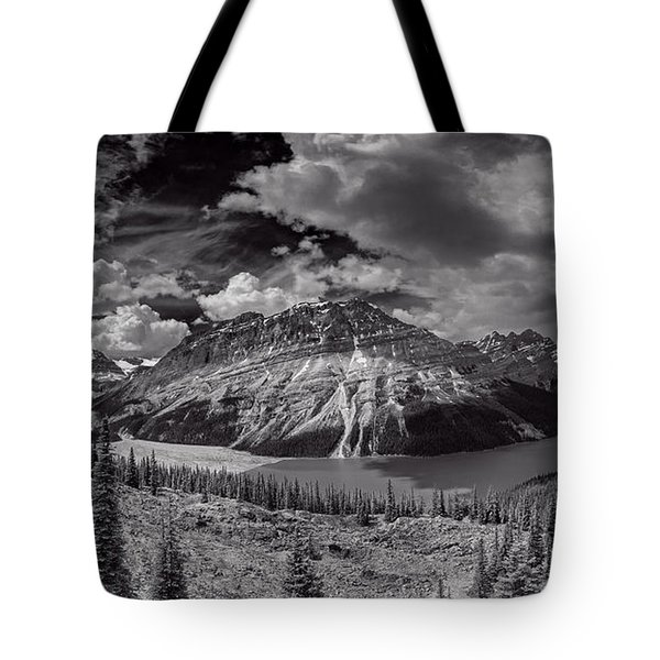 Canadian Beauty 4 Tote Bag by Thomas Born