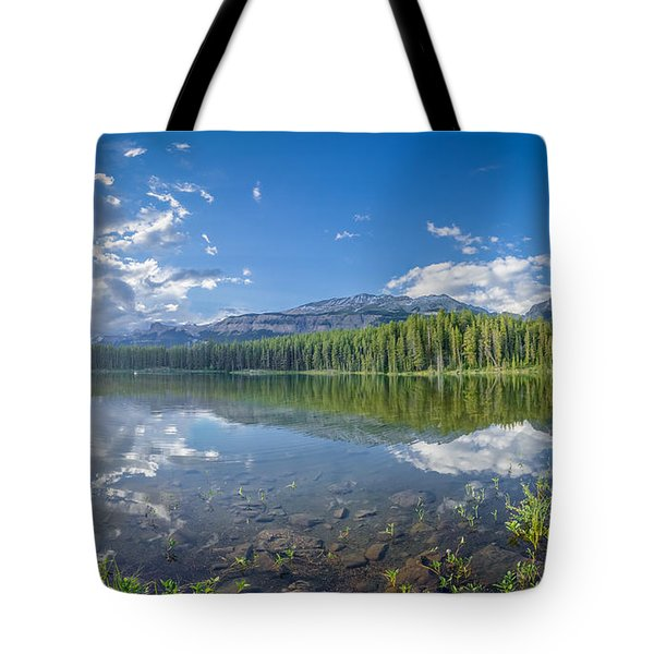 Canadian Beauty 5 Tote Bag by Thomas Born