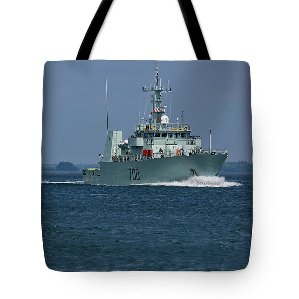 Canadian Navy's Kingston Tote Bag