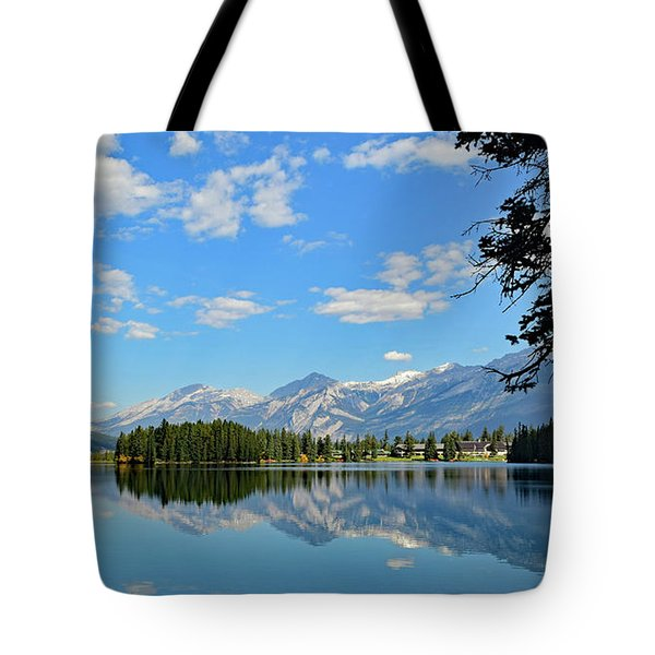 Canadian Rockies No. 4-1 Tote Bag
