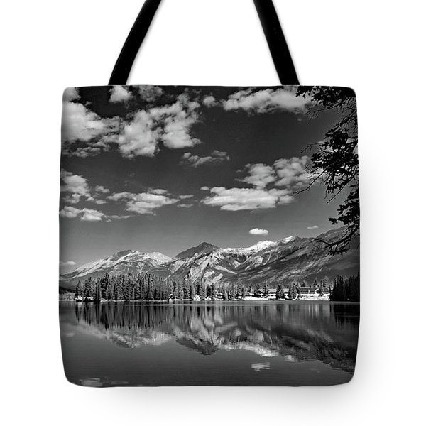 Canadian Rockies No. 4-2 Tote Bag