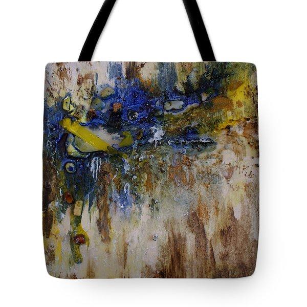 Canadian Shoreline Tote Bag