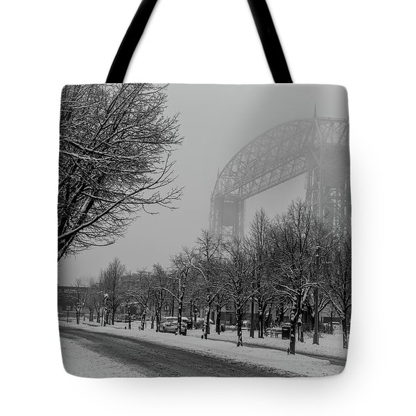 Canal Park Tote Bag