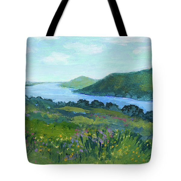 Canandaigua Lake II Tote Bag