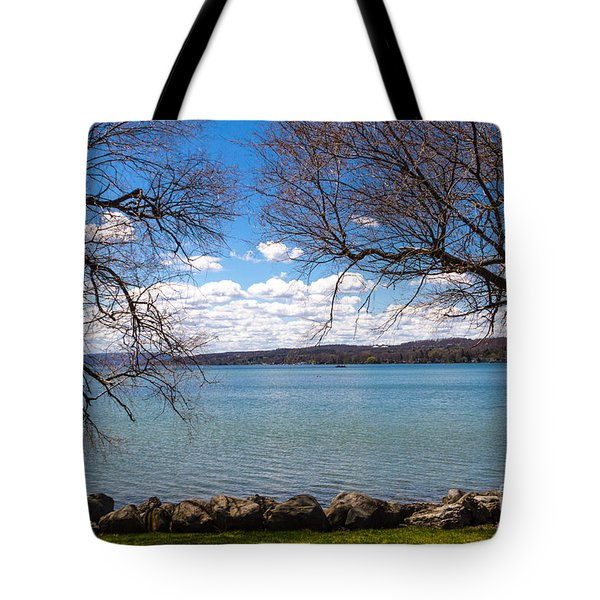 Canandaigua Tote Bag by William Norton