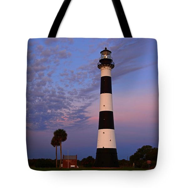 Canaveral Light Tote Bag